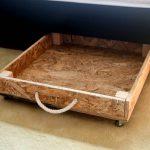 OSB合板で作る収納BOX