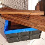 リビング用の収納棚を作る(その1)